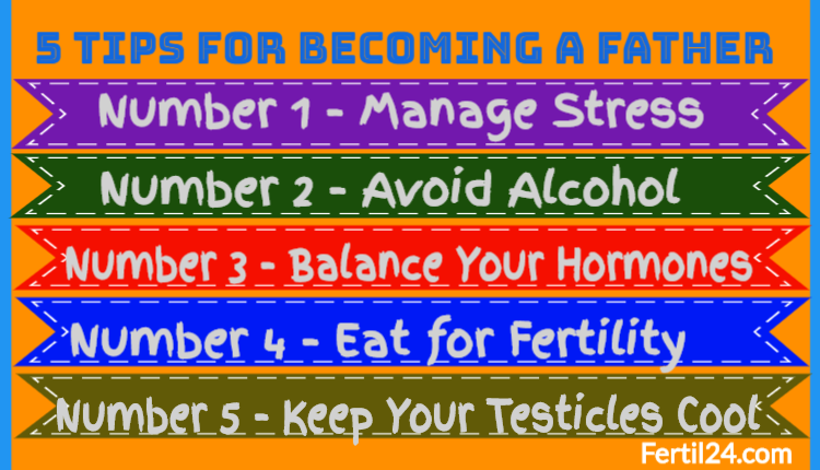 tips for becoming a father